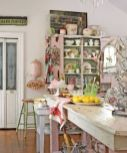 Coastal cottage kitchen style with rustic touching giving a perfect beach house vibes for interior retreat Image 25