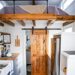 Coastal cottage kitchen style with rustic touching giving a perfect beach house vibes for interior retreat Image 28