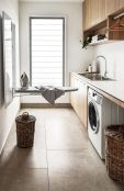 Easy tricks to make a Scandinavian style laundry room which will give a perfect refreshment in simple and sleek designs Image 4
