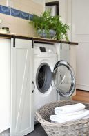 Easy tricks to make a Scandinavian style laundry room which will give a perfect refreshment in simple and sleek designs Image 5