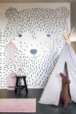 Fun and stylish play spaces for children looking best with modern and simple concepts that fit in any small space Image 18