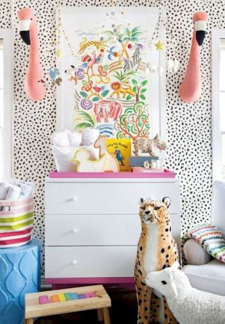 Low budget playrooms for small space showing off inspiring decoration and accessories to provide kiddos special spaces for more kids time Image 30