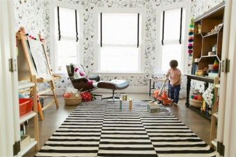 Low budget playrooms for small space showing off inspiring decoration and accessories to provide kiddos special spaces for more kids time Image 32