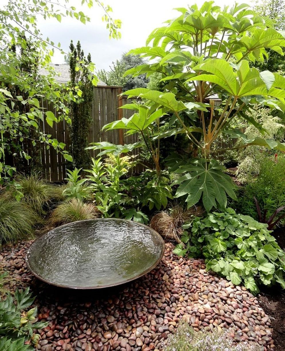 Beautiful Zen garden style with peaceful arrangements creating peaceful and harmonies display that will calm our mind Image 18