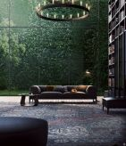 Limitless interior schemes with clever glass partition enlarging wide interior vibes Image 39