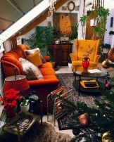 Multitoned interior design highlighting a series of eclectic styles and designs in a harmonious space display concept Image 38