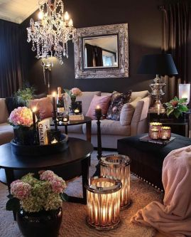 Multitoned interior design highlighting a series of eclectic styles and designs in a harmonious space display concept Image 41