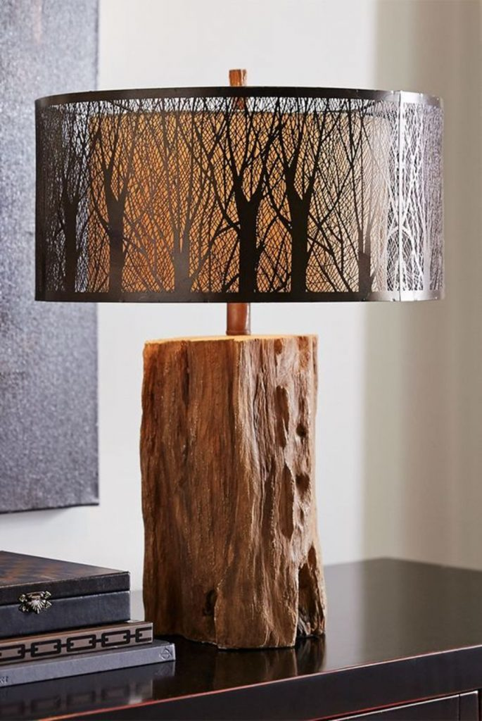 Stunning natural material for Driftwood lamp decoration creating an incredible ambiance Image 23