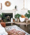 Beautiful Bohemian living style displaying artsy rug designs with exotic pattern Image 40
