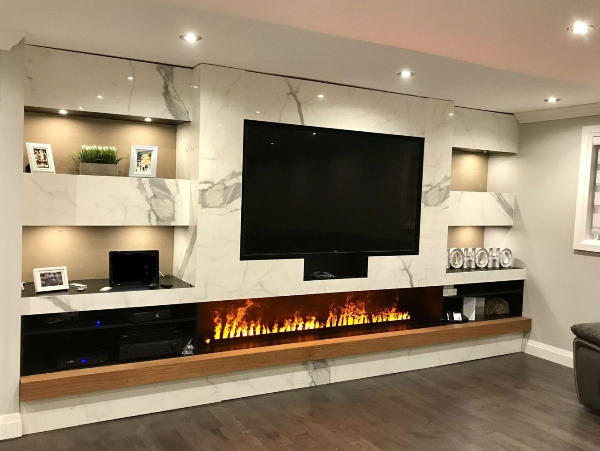 Best Fireplace TV Wall Ideas – The Good Advice For Mounting TV above Fireplace