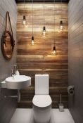 Timeless bathroom designs with wood accents enhancing more natural vibes Image 37