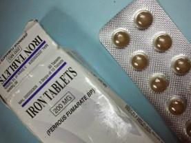 telanlah ubat mengandung ferum ni diwaktu anda dah bersedia dan bukan kerana terpaksa,disebabkan kesilapan sendiri.