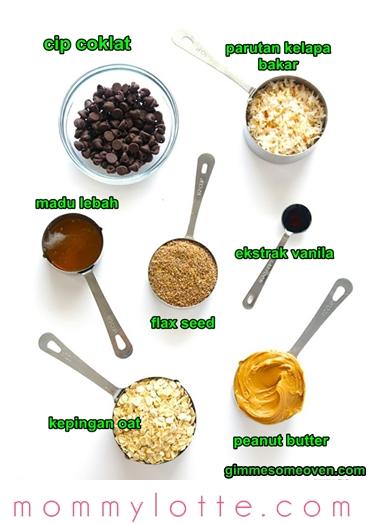 ingredient energy balls