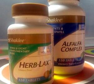 buang herblax alfalfa