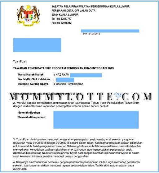 pendaftaran sekolah, prosedur pendaftaran sekolah, daftar online, autism, pendidikan khas, integrasi
