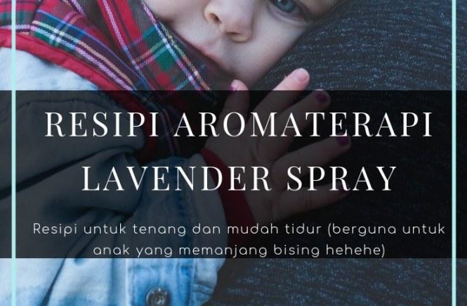 aromaterapi, lavender, anak hiper,