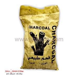 فحم طبيعي صومالي للشيشة 3 كيلو