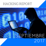 Hacking Report – Septiembre 2017