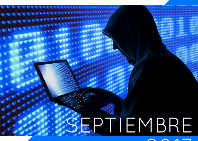 HACKING REPORT - SEPTIEMBRE 2017