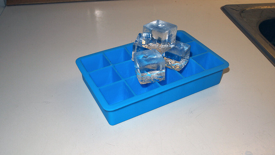 Clear Ice Cubes Tutorial