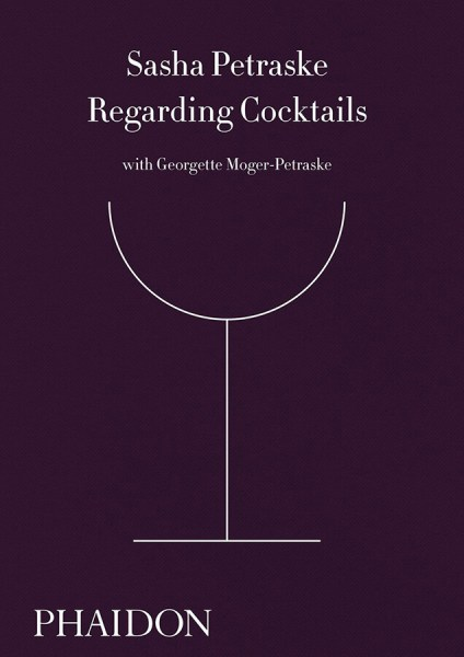 Regarding Cocktails Cocktail Book
