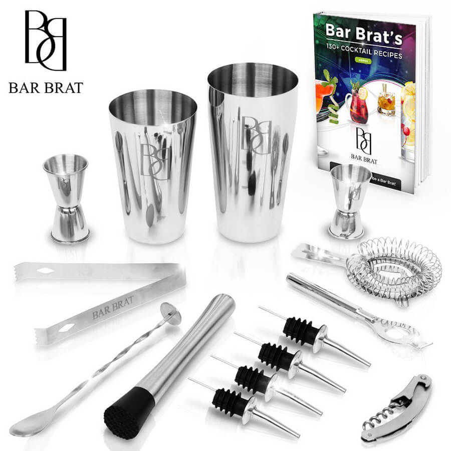Bar Brat Premium Cocktail Kit