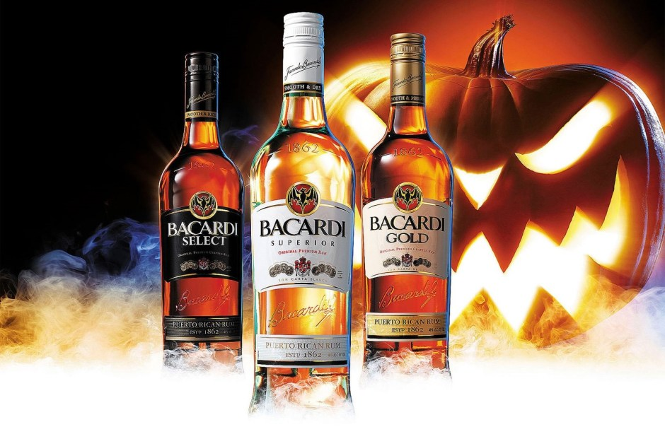 Bacardi Halloween