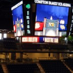 ND Hockey: The Fighting Irish Come Up Short Against The Bulldogs