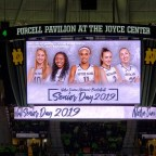 ND Women's Basketball: Senior Day!