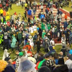 "ND Football: The Irish ""Cut Down The Tree"" On the Farm In Stanford"