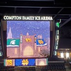 ND Hockey: The Irish Get Tricked By Sparty