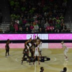 "ND Women's Basketball: The Irish Squeeze Out A Win Against ""The Orange"""