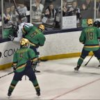 ND Hockey: Senior Night Thriller!