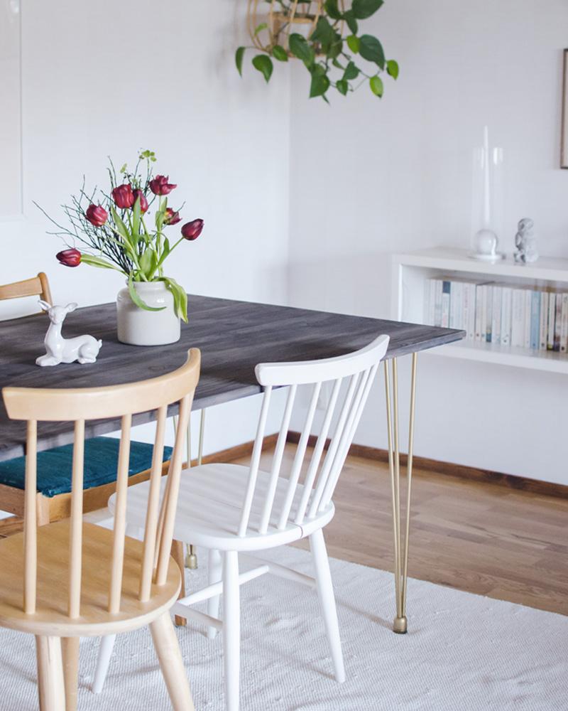 5 Tables Diy Pour Votre Salle A Manger Shake My Blog