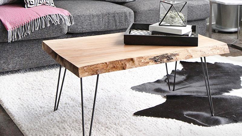 10 tables basses diy pour votre salon