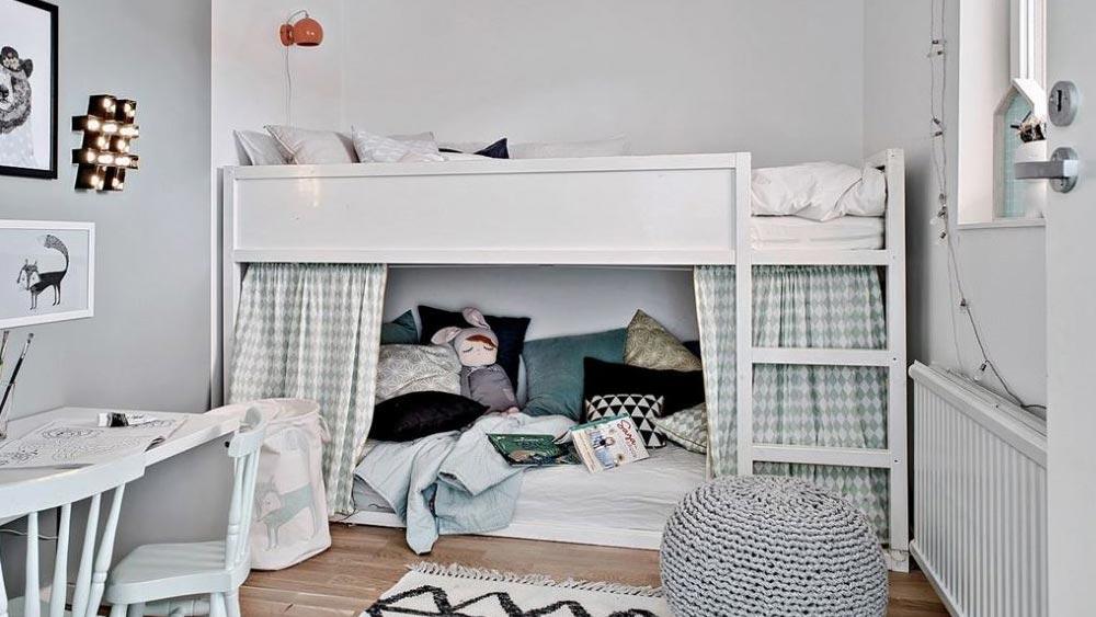 Ikea Hack Personnaliser Le Lit évolutif Kura Shake My Blog