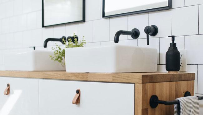 6 Ikea Hack Pour La Salle De Bain Shake My Blog