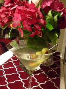 Summer is a perfect time for a chilled Martini.