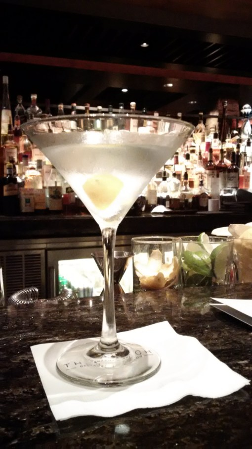 The Ranch Martini
