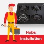 Hobs Install