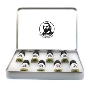 Beard Oil Collection Tin