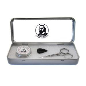 Compact Moustache Grooming Kit