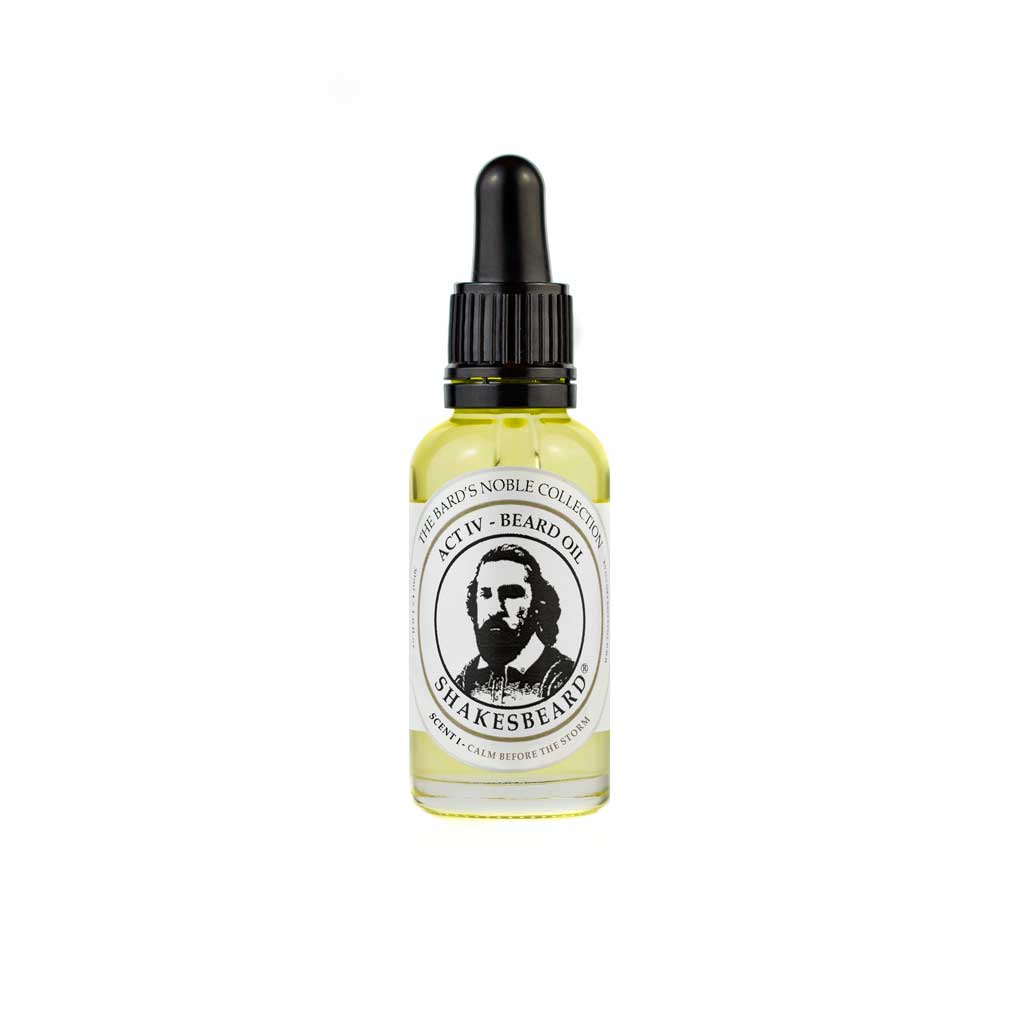 Tropical Pineapple Beard Oil 30ml Calm Before The Storm