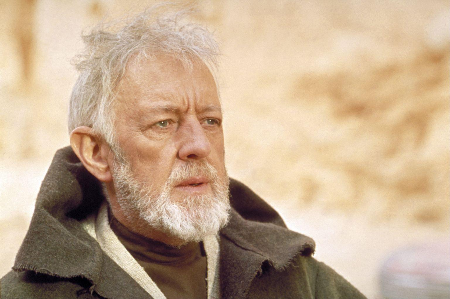 Star Wars - Alec Guiness