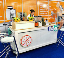 Shakes on Wheels – Smoothiebar wit