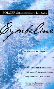 Cymbeline cover