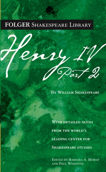 Henry IV, Part 2 cover