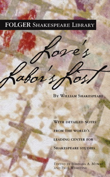 Love's Labor's Lost cover