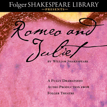 Romeo and Juliet Audio cover