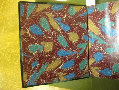Macbeth (1910) front endpapers